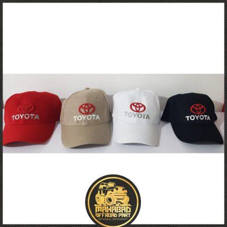 کلاه برند تویوتا